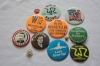 Buttons from Winthrop Rockefeller's campaigns for governor (campaign-buttons)