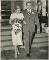 The First Marriage: Winthrop Rockefeller and Barbara Sears Rockefeller's wedding (ualr-ms-0001_07_01_pho1139)