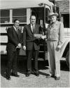 Petit Jean Mountain: Winthrop Rockefeller donates a bus to Reynolds Elementary School (ualr-ms-0001_07_05_33pho0019)